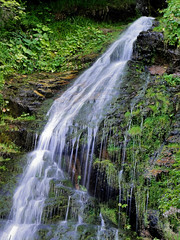 Cascada de El Xiblu, Asturias, España (Clickor) Tags: españa spain asturias waterfalls hdr dda cascadas naturesfinest supershot cascadadeelxiblu sonydschx1 blinkagain