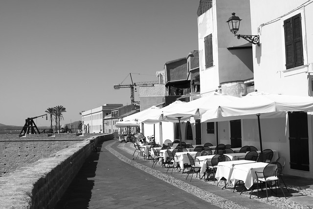 Alghero turned out to be a surprisingly pleasant finish to a fantastic road trip around Sardinia...