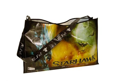 Starhawk PAX bag