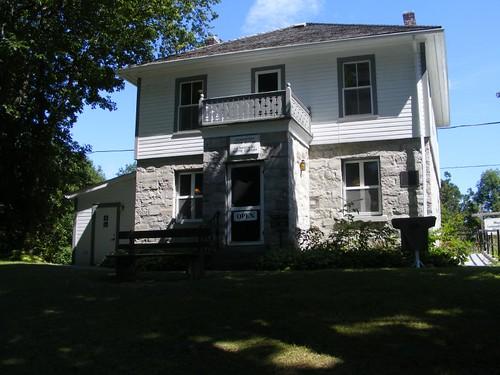 Lockmaster's house museum