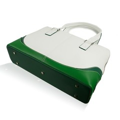 Aya Laptop Bag by Mamtak - bottom