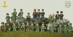26th of March 1945 (MR. Jens) Tags: world two germany war lego wwii german ww2
