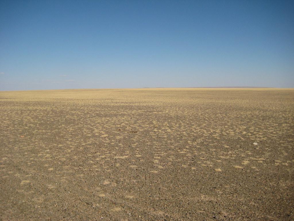 Щебнистый пейзаж