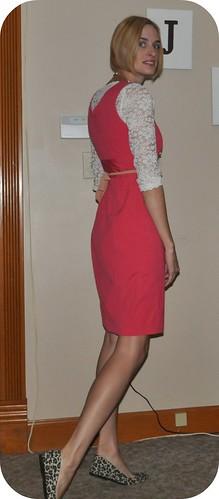 Day 11: Wear a Dress