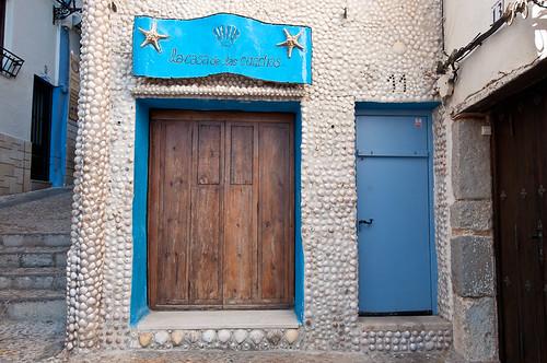 La Casa de las Conchas de Peñiscola