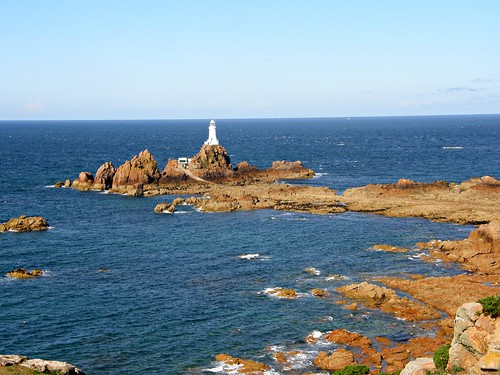 La Corbiere lighthouse