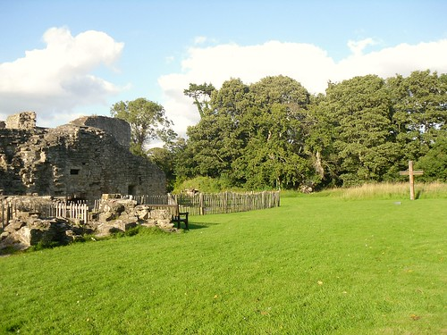 Chapter house  at Balmerino