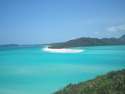 Las Islas Whitsunday en Australia