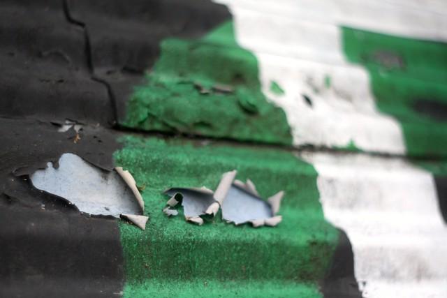 quonset paint