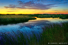 You Can See For Miles (James Neeley) Tags: sunrise landscape idaho hdr 5xp jamesneeley marketlake