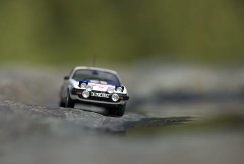 Trofeu Triumph TR7 Spa Rally 6