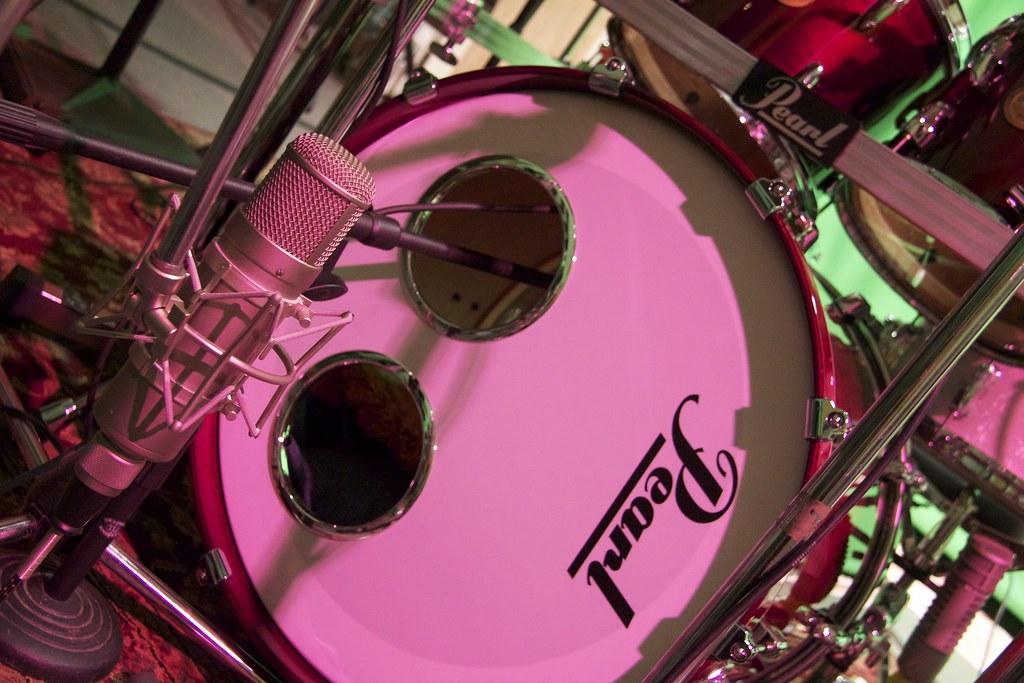 Tape Op | Underwater room mic, light grid room mic, epic drum set up
