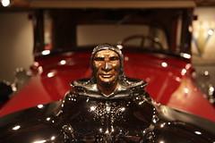 Chief Pontiac of the Ottawa Indian Tribe Hood Ornament on a 1929 Pontiac Model F Cabriolet (SAM601601) Tags: usa classic car vintage massachusetts indian chief ornament pontiac hoodornament stow 1929 cabriolet collingsfoundation modelf sam601601 chiefpontiacoftheottawaindiantribe