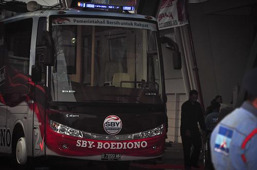 Perjalanan Sby-Boediono-7