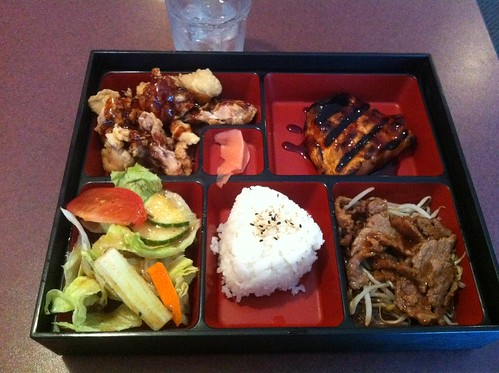 Bento Box by raise my voice