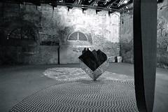 Perspective 2 (Elli Echolls) Tags: italia arte bn biennale venezia cubo moderna acciaio contemporanea