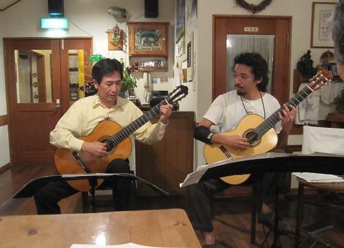 稲垣氏・松田氏二重奏 2011年8月26日 by Poran111