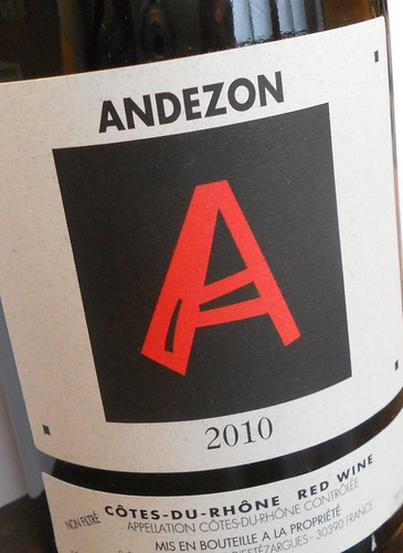 Andezon Cotes du Rhone