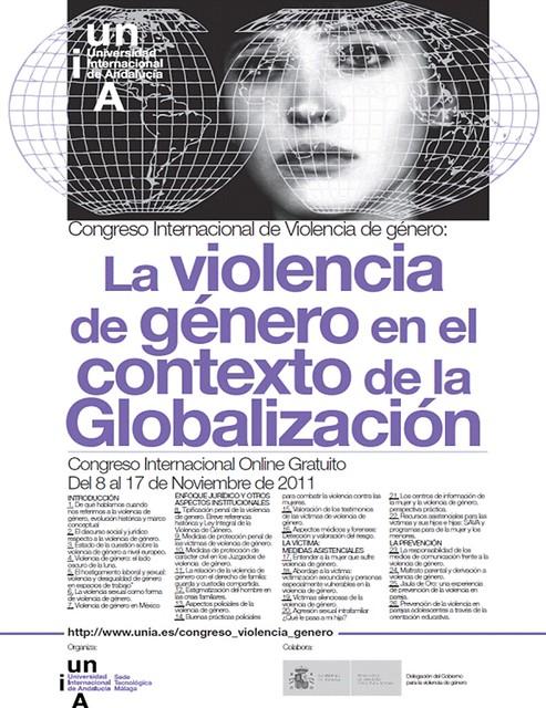 La violencia de género en el contexto de la Globalización