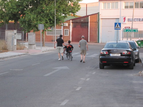 Madrid bikes 187
