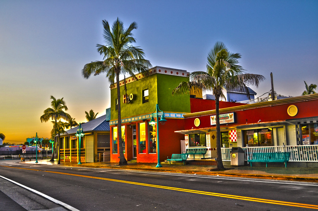Fort Myers Beach shoppes
