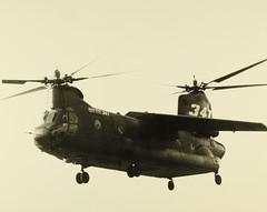 Boeing model 347 Advanced Technology Transport Helicopter NHHS Photo