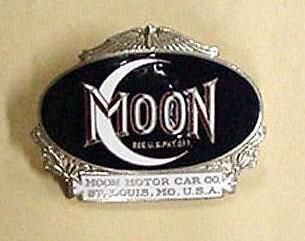 MOON MOTOR CAR CO St Louis MO USA 1905-1930
