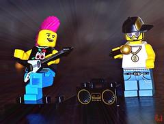 SC_3832 Rockin' Out (LilRed4SC) Tags: macro nikon lego rapper guiter d40x