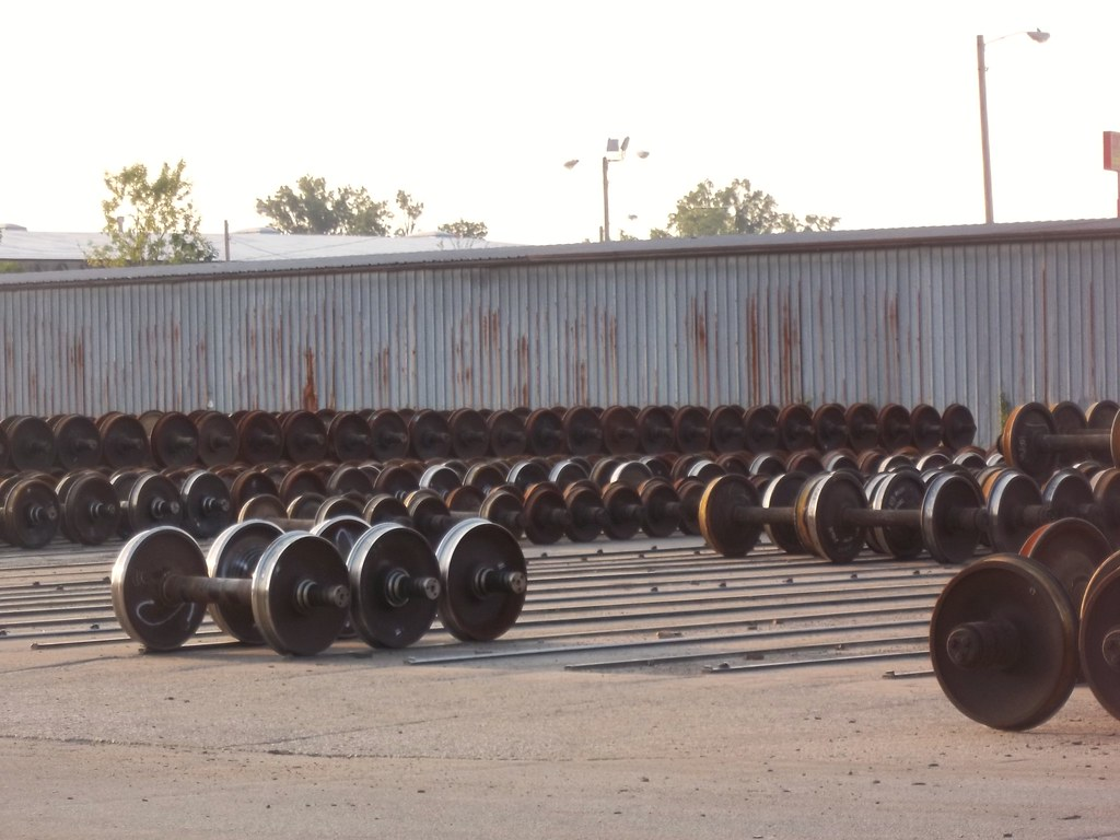 246/365 Train Wheels