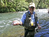 Jim finds a summertime McCloud River gem