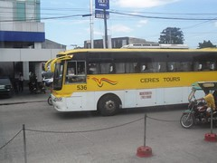Ceres Tours 536 (X_ViKing) Tags: city bus buses yellow rural notebook coach long king tour accident corporation bachelor transit cebu express bacolod trans viking tours coaster iloilo incorporated sleeper ceres negros liner vti yutong higer yanson viger hpq cebro crius vallacar