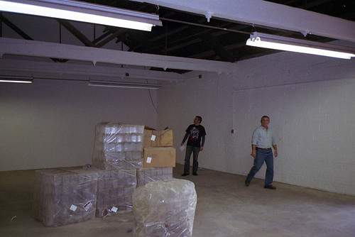 Alternative Cinema expands Warehouse - Summer 2011