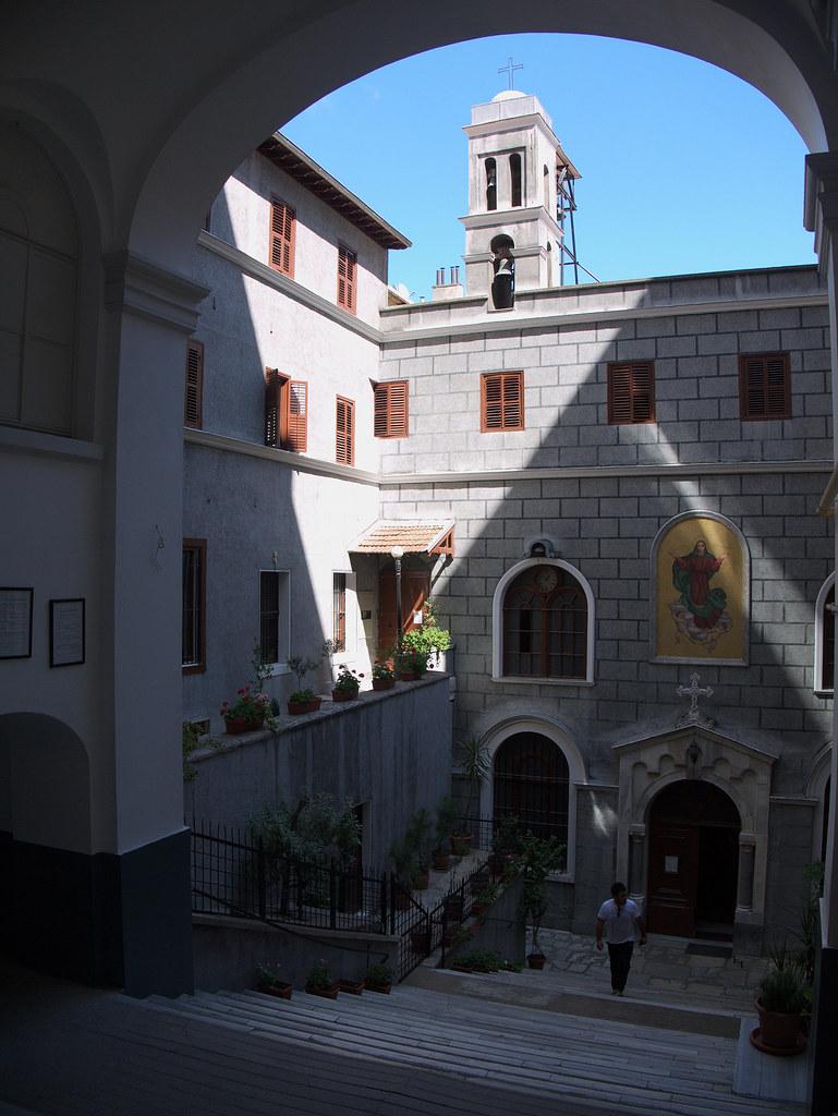 Santa Maria church, İstiklal