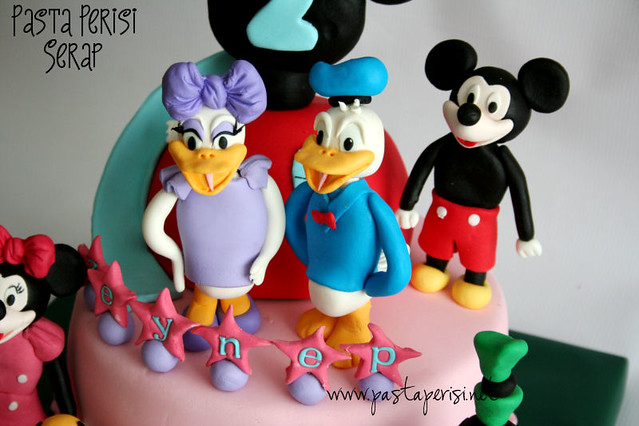 mickey mouse clup house - zeynep