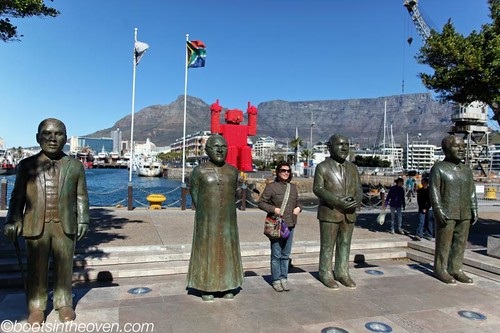 South Africa's Nobel Peace Prize winners (and me!)