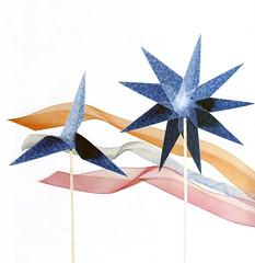 Origami création - Didier Boursin - Hélices