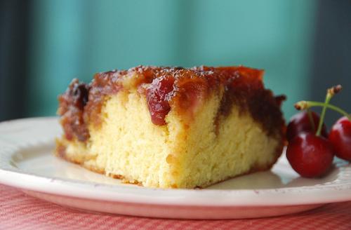 peach-cherry-cake