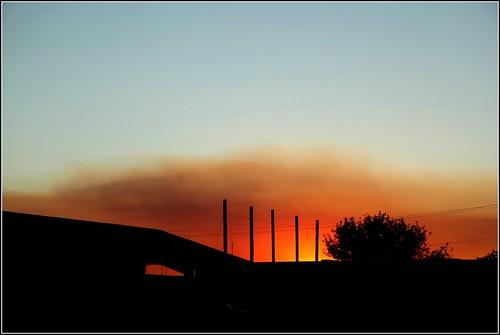 Texas Fires