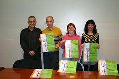 En ella aparecen Jose Luis Clemente, Piedi Eizaguirre, Fernando Aramberri y Sara Gago
