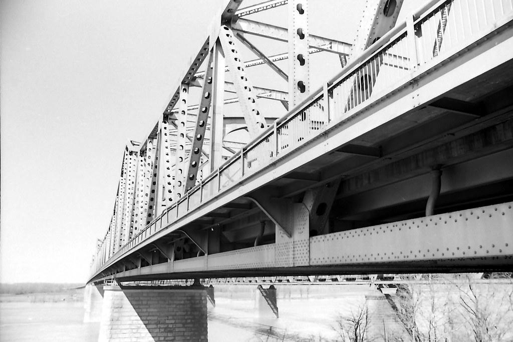 Memphis Bridges 1974