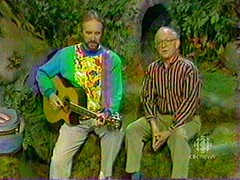 fred penner and mr dressup