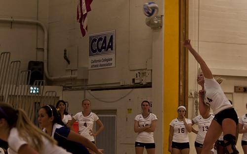 SFSU volleyball