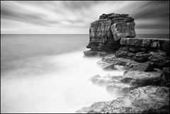 Portland Bill (Ben Locke (Ben909)) Tags: longexposure sea portland coast dorset portlandbill nd110