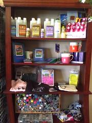 Kookaburra products (crochetbug13) Tags: illinois yarn edwardsville yarnshop