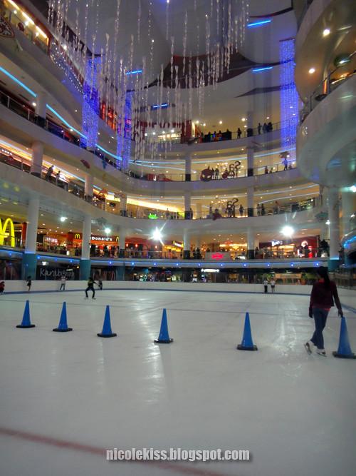 pyramid ice