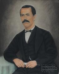 Eduard Franois Alvares (Stichting Surinaams Museum) Tags: portret suriname paramaribo getekend eduardfrancoisalvares