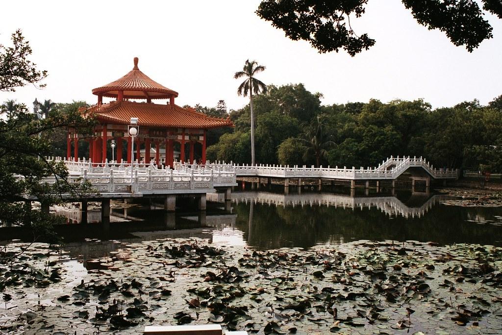 SMC PENTAX AF zoom 35-70mm/F2.8 遊台南公園
