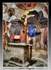 """Sant Romà de les Bons , ENCAMP (Jordi TROGUET (Thanks for 1,923,800+views)) Tags: leica mural interior iglesia cruz creu inri cristo jordi eglise andorra pintura x1 pintures gotico bons frescos esglesia romànic encamp jtr frescs gótic santromàdelesbons troguet jorditroguet spiritofphotography lesbons """"flickrtravelaward"""" leicacameraagleicax1 stromà"""
