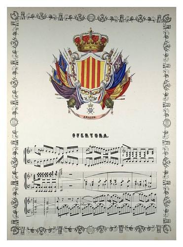 001-Album regio 1855- Vicente Díaz y de Comas