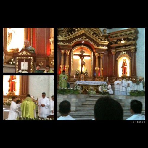 Institutioning of BIL as Parish Priest of Holy Cross Parish